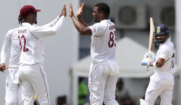 West Indies vs India 1st Test Day 1 Highlights 22 August 2019
