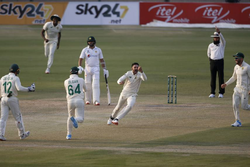 Pakistan Vs South Africa 1st Test Day 1 Highlights January ...